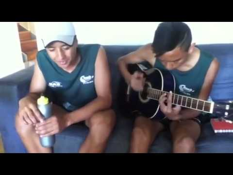 Levi Smith (cover) Wade In Your Water - Common Kings