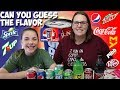 Can you Guess the Flavor Challenge Coke Vs. Pepsi