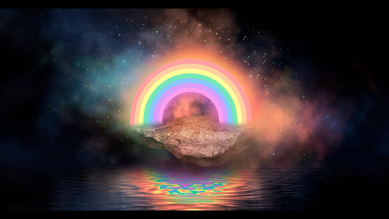444Hz 44Hz 4Hz ✧ Detox Healing Rainbow ✧ Toxin removal of the  Body, Mind & Soul ✧Always Good Day
