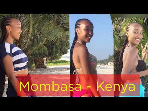 MOMBASA VLOG: First time traveling alone.
