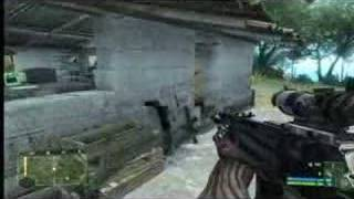 Crysis - Weapons Trailer