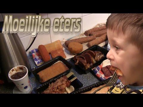 Vlog 144: Moeilijke eters... we gaan snacks proeven!