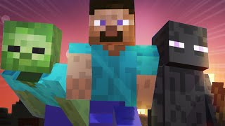 Enderman in Thumbnail