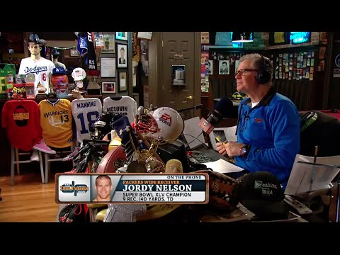 Jordy Nelson on The Dan Patrick Show (Full Interview) 1/19/16