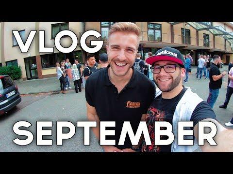 Vlog September '17 ~ Connichi, TION Event und eine ruhige Zeit!
