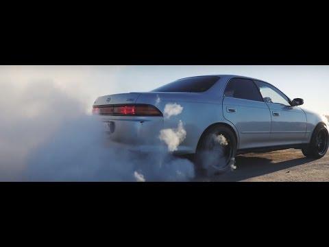 Toyota Mark 2 (90) V8. Волк в овечьей шкуре/Тест-Драйв/#DESTRUCTION TEST #14