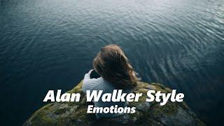 Remedeus - Emotions (Inspired By Alan Walker)
