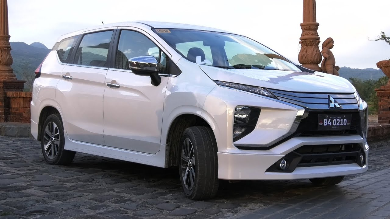 Car Review: Mitsubishi Xpander GLS A-T - YouTube