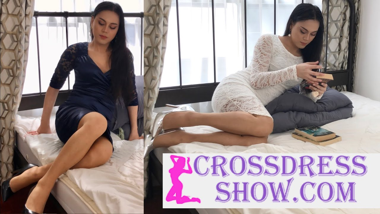 romantic, sexy and classy day with Ladyboy Mel | Crossdresser Ladyboy MEL