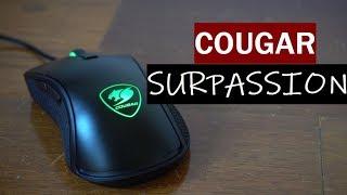 Gambar cover Cougar Surpassion - Mouse Gaming untuk pecinta game FPS dan Moba