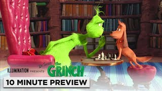 Illumination's The Grinch | 10 Minute Preview | Film Clip | Own it now on 4K, Blu-ray, DVD \u0026 Digital