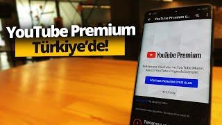 Youtube Premium Türkiye'de kullanıma açıldı! Hangi fiyata hangi özellikler sunuluyor?