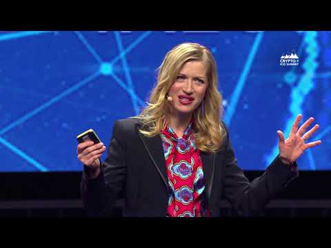 Crypto Summit 2018 |  Olga Feldmeier (Smart Valor): Democratization of access to wealth