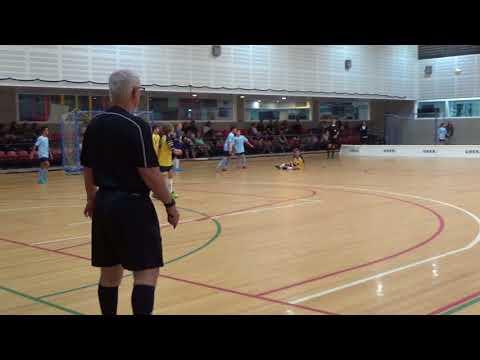 R1 Sydney Futsal Club vs Central Coast Futsal Club 2nd half win 13-5