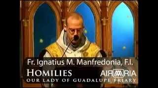 Sep 23 - Homily: St. Pio of Pietrelcina