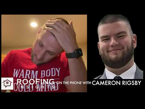 He Does  $4M-$5M Per Month Without Website!!! How To Scam Roofers Tutorial | Cameron Rigsby
