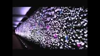 Стена из цветов на Свадьбу(Стена из цветов на Свадьбу Декор для оформления на свадьбу http://WeddingUkraine.com Свадебный декор: • Бумажные помпо..., 2014-04-24T19:25:39.000Z)