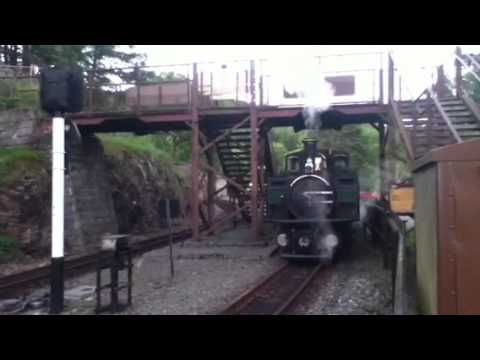 Ffestiniog jazz train II