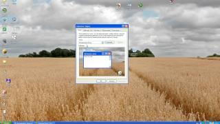 Как поменять рабочий стол в Windows XP