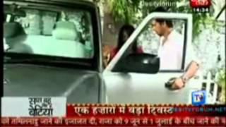 SBS- NiShal - Virat decides not to go with Maanvi to Mumbai