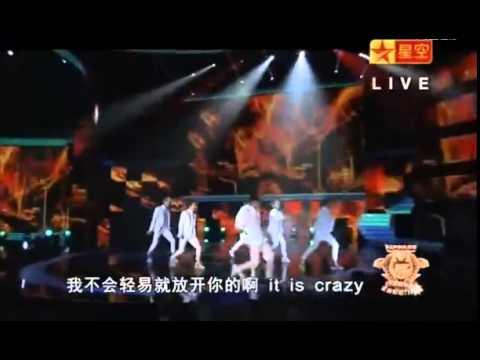 EXO-M-Growl-@18th music china awards