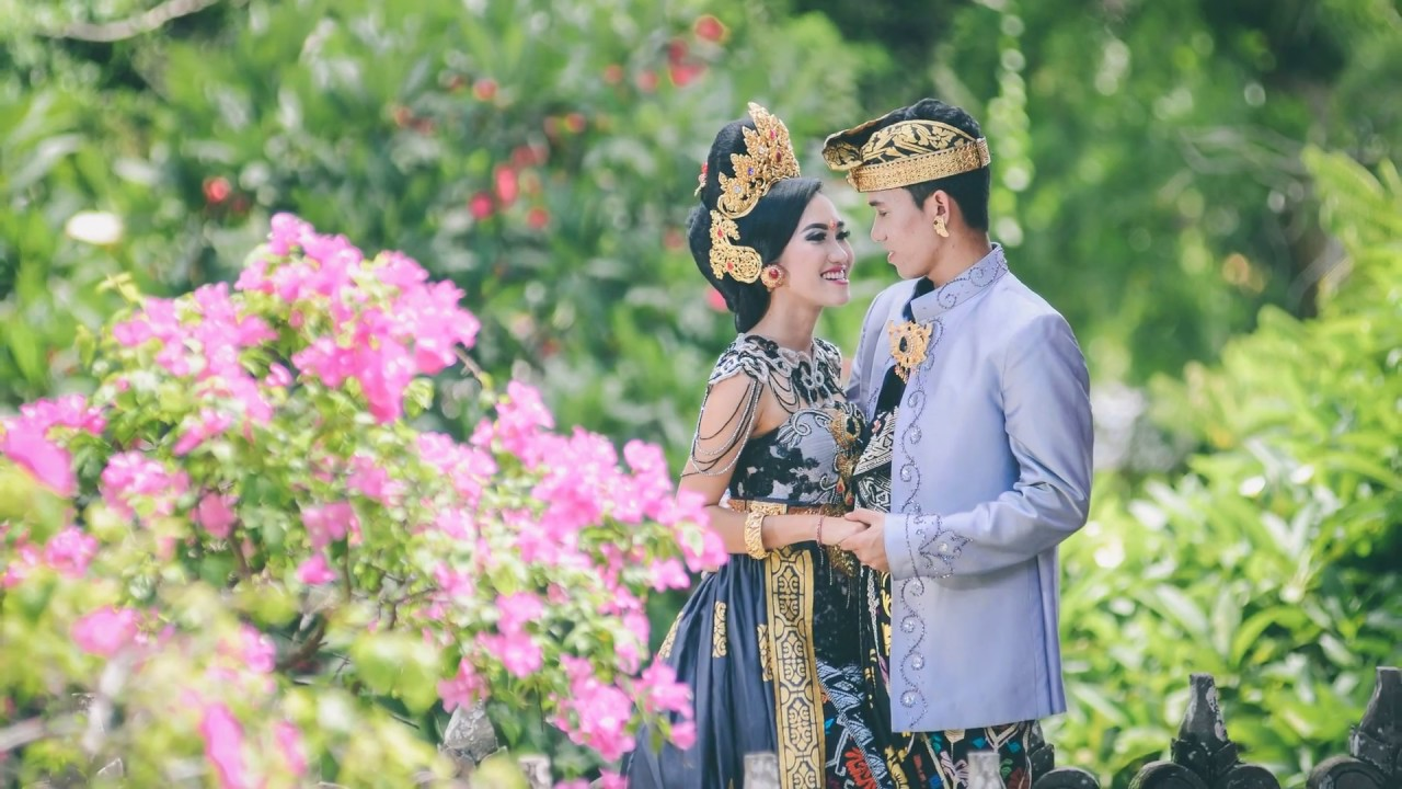 Video Prewedding Adat Bali Yoga Vieta By Rudhia Salon Denpasar