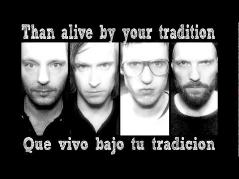 Refused - Rather Be Dead (Lyrics/Subtitulado)