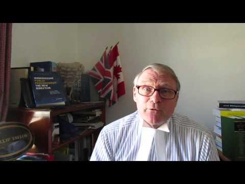 Modernising Public Procurement  The New Directive  long clip