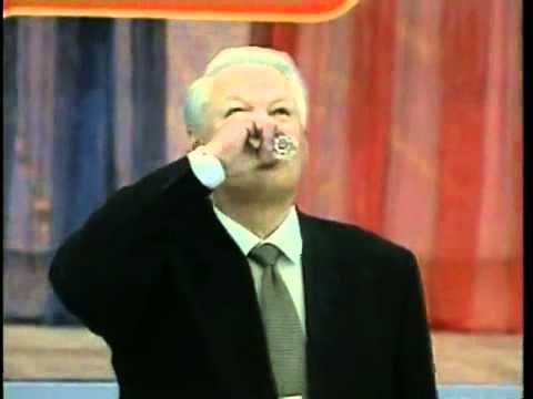 Boris Yeltsin, the man, the legend