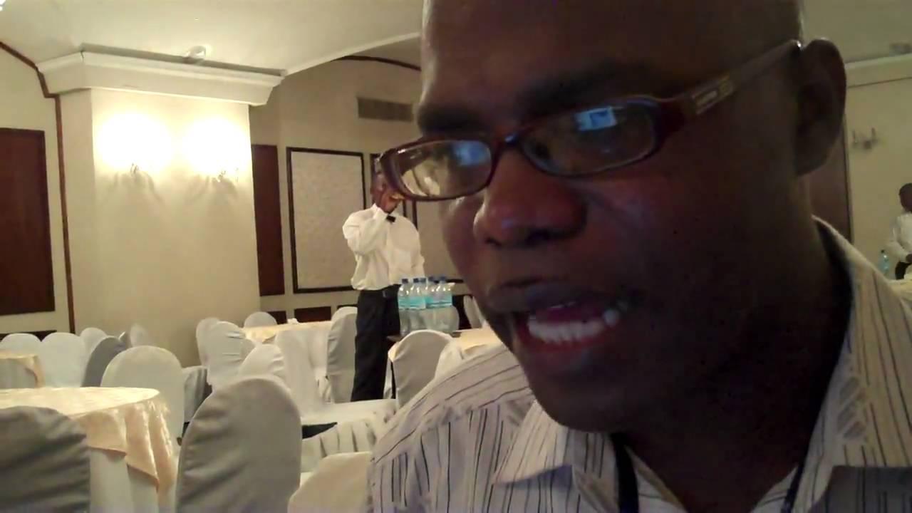 Blogger Abdallah Mrisho Aongelea Libeneke