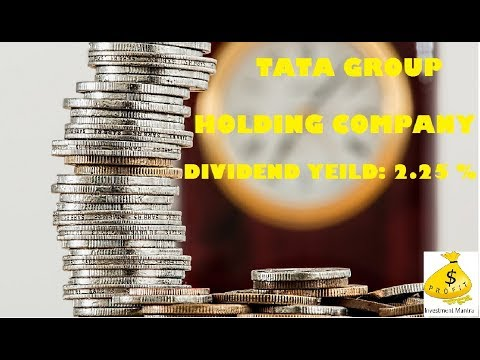 MULTIBAGGER HOLDING COMPANY OF TATA GROUP || VALUE UNLOCK
