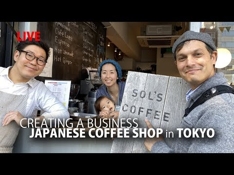 Tokyo's Local Coffee Shop Chain — Better Than Starbucks Japan?