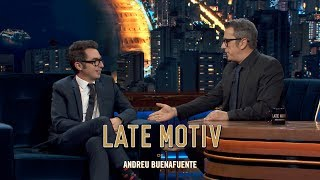 "LATE MOTIV - Berto Romero. ""Carta a los Reyes Magos"" | #LateMotiv479"