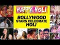 Bollywood Stars Celebrating Holi Happy Holi Showbiz Indian Cricket Drama Comedy