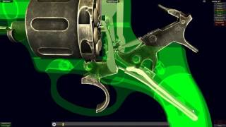 How Revolvers Work Part 3: Gas Seal Revolver