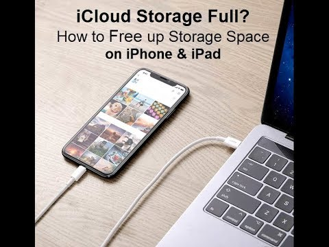 iCloud Storage Full? Here's How to Free up Storage Space on iPhone & iPad