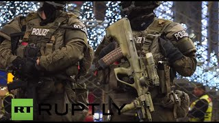 Germany: Munich train stations evacuated over 'imminent' terror threat