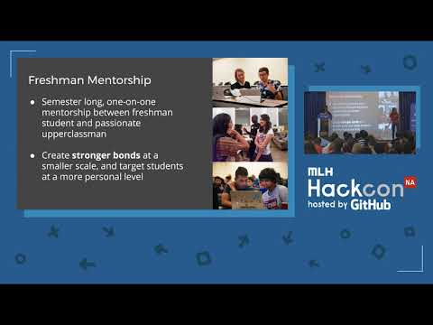Creating a Sustainable Hacker Community - MLH Hackcon V