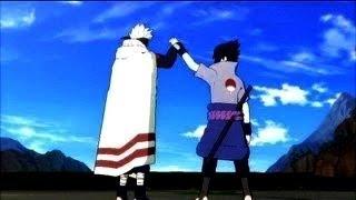 Team 7 Reunites | Naruto , Sakura , Kakashi vs Sasuke : Naruto Shippuden Ultimate Ninja Storm 3
