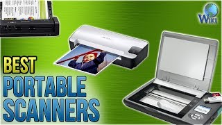 10 Best Portable Scanners 2018