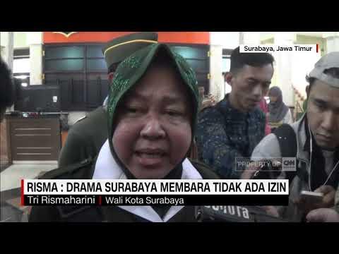 Risma: Drama Surabaya Membara Tidak Ada Izin Mp3