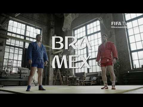 Brazil v Mexico - PROMO!