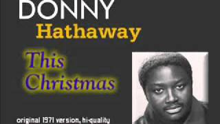 HQ mp3 This Christmas - Donny Hathaway