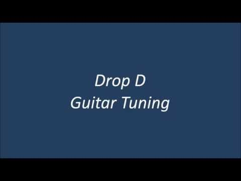 drop d guitar tuning ( d-a-d-g-b-e )