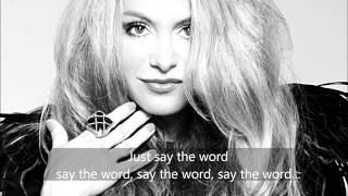 Watch Paulina Rubio Say The Word video