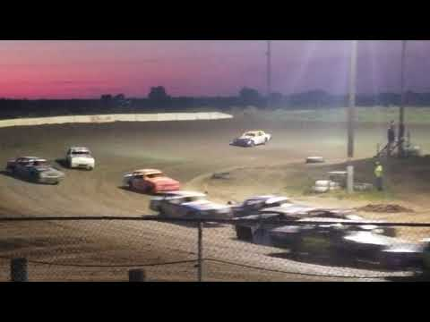 July 22, 2019 Stuart Speedway Hobby Stock Feature