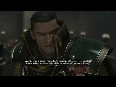 Eisenhorn: XENOS: Unfinished 04/14/2016