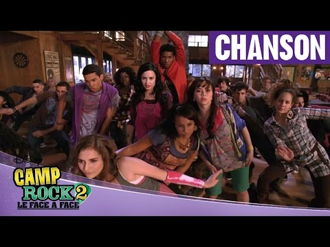 Clip Camp Rock 2 - Can't Back Down