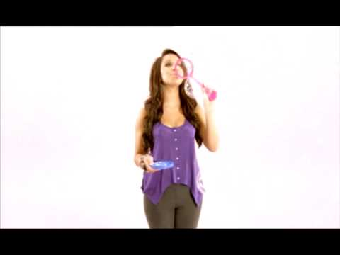 Bella from Bubbel G in TV Commercial Teaser