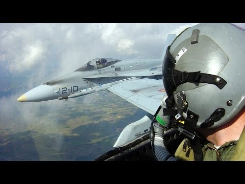 ULTIMATE F-18 GoPro Compilation/Montage 2014